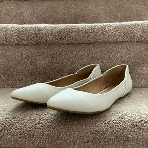 Mix no.6 White Flats